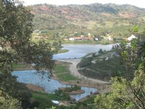 Tamera water landscape